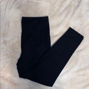 Tummy control full length leggings